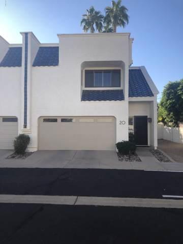 10 W Georgia Avenue #20, Phoenix, AZ 85013 (MLS #6002868) :: The Laughton Team