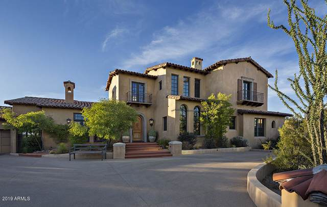 9820 E Thompson Peak Parkway #608, Scottsdale, AZ 85255 (MLS #6002888) :: Klaus Team Real Estate Solutions