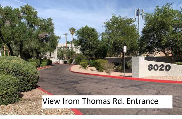 8020 E Thomas Road #329, Scottsdale, AZ 85251 (MLS #6002907) :: The Everest Team at eXp Realty