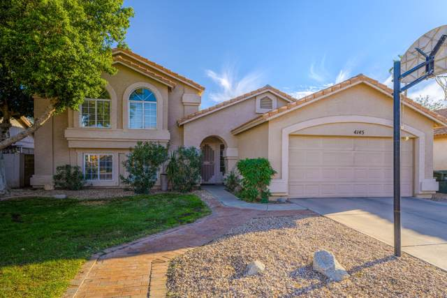 4145 E Liberty Lane, Phoenix, AZ 85048 (MLS #6002912) :: Yost Realty Group at RE/MAX Casa Grande