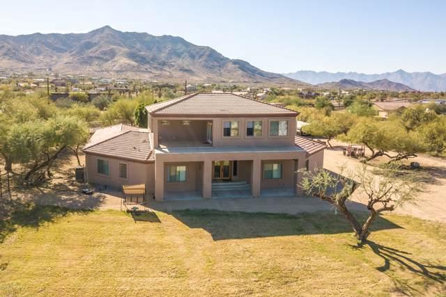 2945 W Olney Avenue, Laveen, AZ 85339 (MLS #6003053) :: Long Realty West Valley