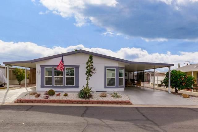2400 E Baseline Avenue #124, Apache Junction, AZ 85119 (MLS #6003157) :: Devor Real Estate Associates