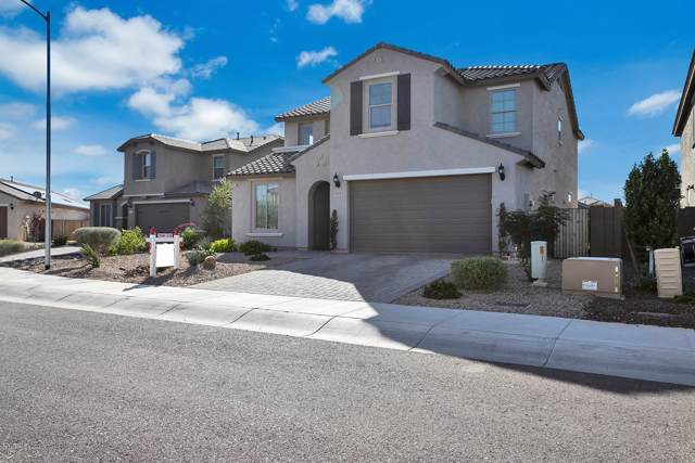 9529 W Weeping Willow Road, Peoria, AZ 85383 (MLS #6003229) :: The W Group