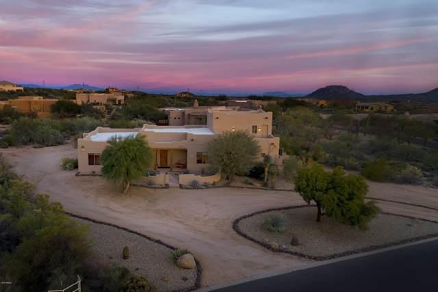 11006 E Santa Fe Trail, Scottsdale, AZ 85262 (MLS #6003240) :: The Kenny Klaus Team