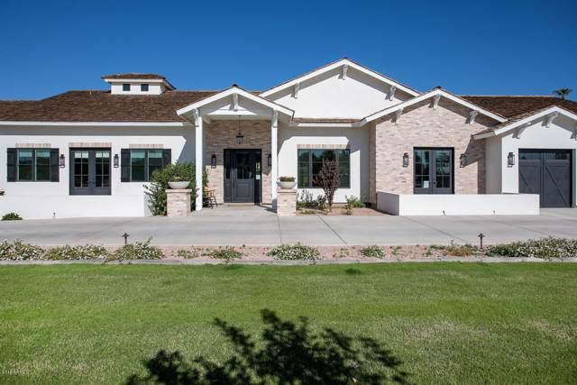 10190 E Paradise Drive, Scottsdale, AZ 85260 (MLS #6003447) :: Brett Tanner Home Selling Team