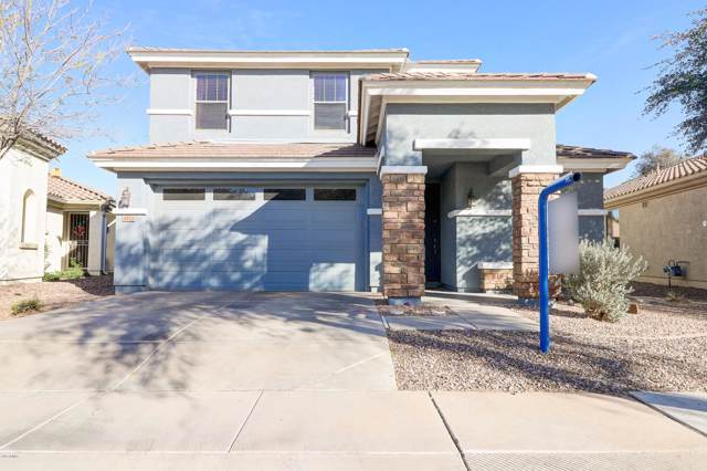 4512 E Santa Fe Lane, Gilbert, AZ 85297 (MLS #6003560) :: The W Group