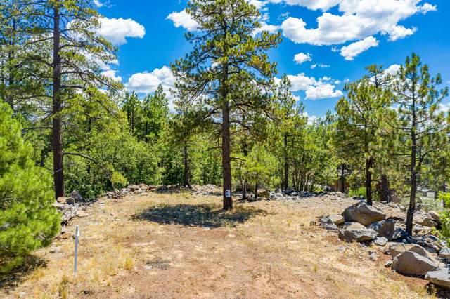 17565 S Bedrock Boulevard, Munds Park, AZ 86017 (MLS #6003918) :: The Bill and Cindy Flowers Team
