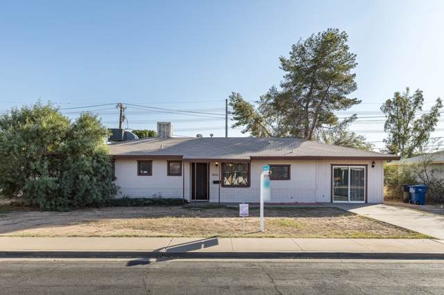 1455 W Garden Street, Mesa, AZ 85201 (MLS #6004025) :: CC & Co. Real Estate Team