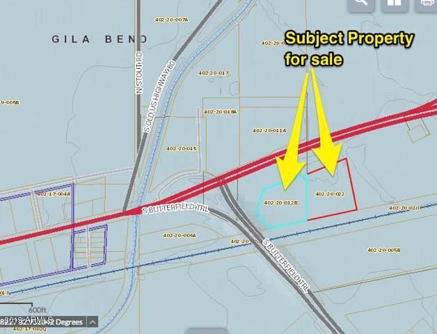 1499 E Pima Street, Gila Bend, AZ 85337 (MLS #6004100) :: My Home Group