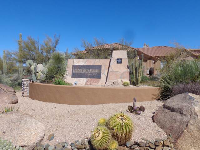 9879 E Chuckwagon Lane, Scottsdale, AZ 85262 (MLS #6004442) :: Santizo Realty Group