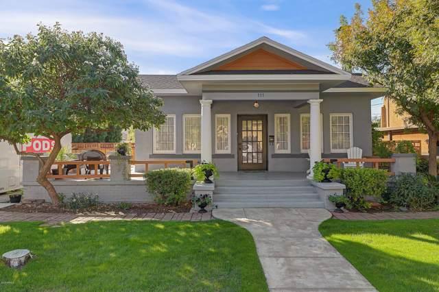 111 W Almeria Road, Phoenix, AZ 85003 (MLS #6004516) :: Devor Real Estate Associates