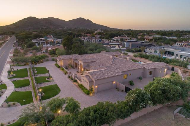 6940 E Indian Bend Road, Paradise Valley, AZ 85253 (MLS #6004540) :: Lux Home Group at  Keller Williams Realty Phoenix