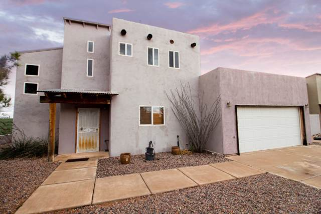 4107 N Santa Fe Avenue, Douglas, AZ 85607 (MLS #6004730) :: The Kenny Klaus Team
