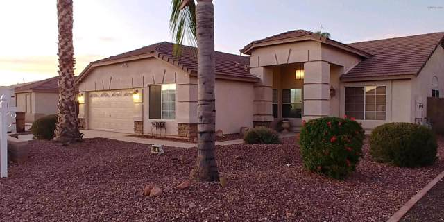 10776 W Harmony Lane Peoria, Sun City, AZ 85373 (MLS #6004838) :: The Everest Team at eXp Realty