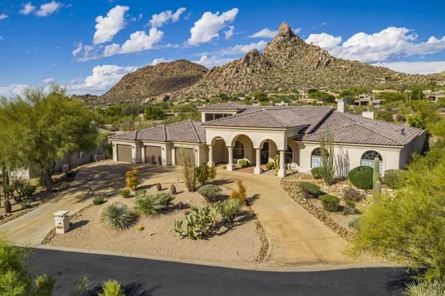 10452 E Quartz Rock Road, Scottsdale, AZ 85255 (MLS #6004918) :: The Kenny Klaus Team