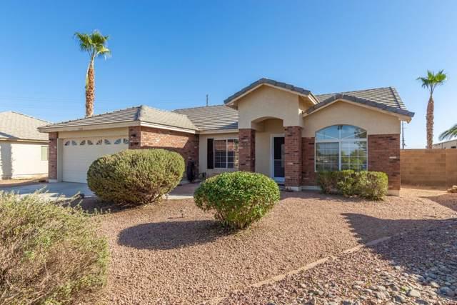 2249 S Banning Street, Gilbert, AZ 85295 (MLS #6004961) :: Revelation Real Estate