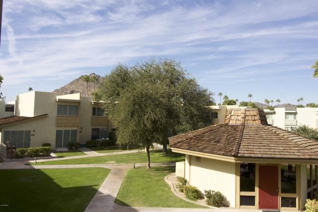 4620 N 68TH Street #156, Scottsdale, AZ 85251 (MLS #6004962) :: Occasio Realty