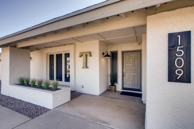 1509 E Fountain Street, Mesa, AZ 85203 (MLS #6005058) :: The Kenny Klaus Team