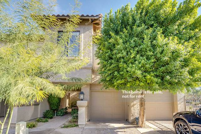 10017 E Mountain View Road #2077, Scottsdale, AZ 85258 (MLS #6005223) :: The Bill and Cindy Flowers Team
