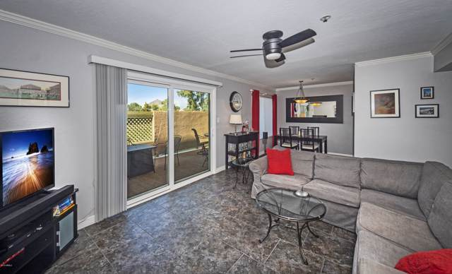 3500 N Hayden Road #1307, Scottsdale, AZ 85251 (MLS #6005627) :: Openshaw Real Estate Group in partnership with The Jesse Herfel Real Estate Group