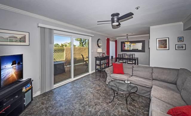3500 N Hayden Road #1307, Scottsdale, AZ 85251 (MLS #6005627) :: The Bill and Cindy Flowers Team