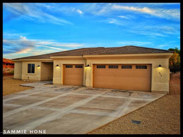 675 Topeka Drive, Wickenburg, AZ 85390 (MLS #6005708) :: The Daniel Montez Real Estate Group