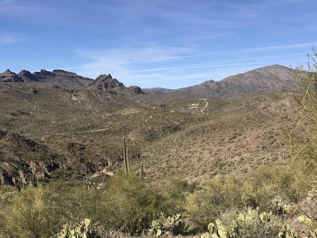 0 N Columbia 8.6 Acres Road, Morristown, AZ 85342 (MLS #6005832) :: Conway Real Estate