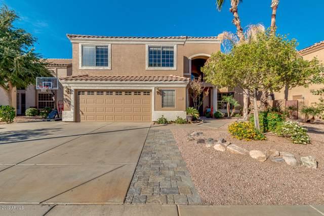 620 N Sabino Drive, Gilbert, AZ 85234 (MLS #6005891) :: The Kenny Klaus Team