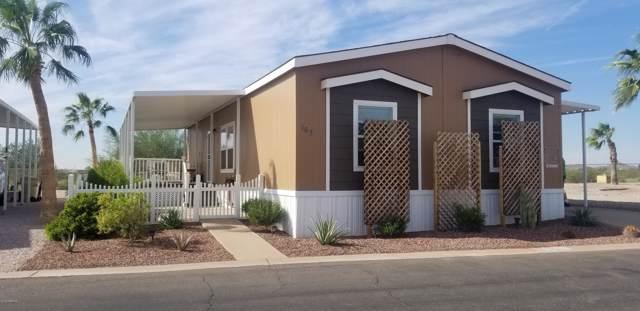 2000 S Apache Road #163, Buckeye, AZ 85326 (MLS #6005942) :: Yost Realty Group at RE/MAX Casa Grande