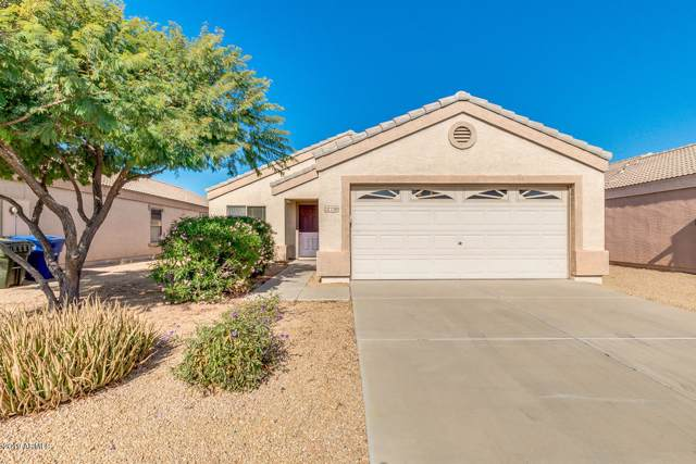 12738 W Pershing Street, El Mirage, AZ 85335 (MLS #6006437) :: Revelation Real Estate