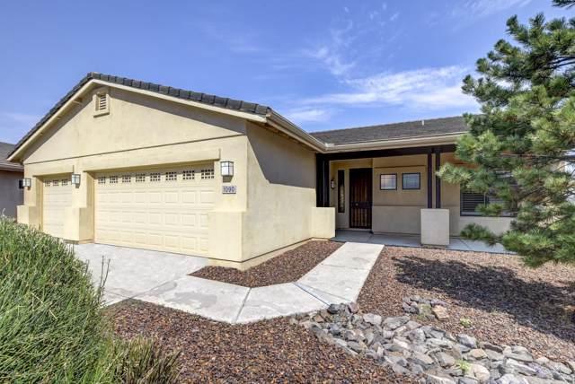 1090 Bridgewater Drive, Prescott, AZ 86301 (MLS #6007037) :: My Home Group