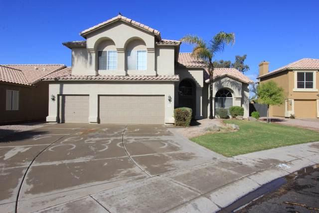 4632 E Harwell Street, Gilbert, AZ 85234 (MLS #6007154) :: Revelation Real Estate