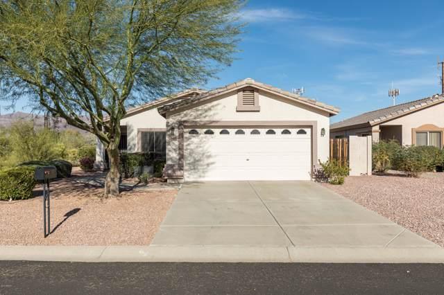 8540 E Jasper Street, Gold Canyon, AZ 85118 (MLS #6007188) :: The Kenny Klaus Team
