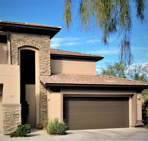 20121 N 76TH Street #2007, Scottsdale, AZ 85255 (MLS #6007313) :: The W Group