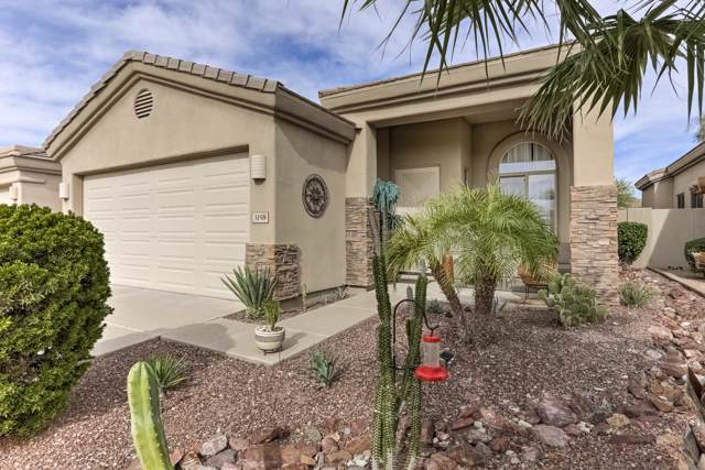 3158 E Amber Ridge Way, Phoenix, AZ 85048 (MLS #6007368) :: Devor Real Estate Associates