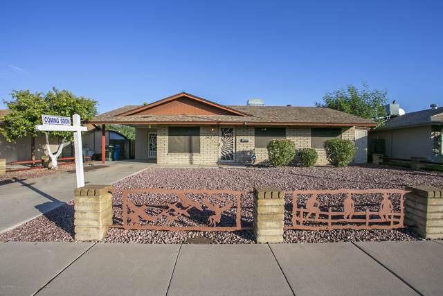 2402 W Laurel Lane, Phoenix, AZ 85029 (MLS #6007855) :: The Kenny Klaus Team