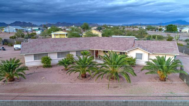 2720 E 4TH Avenue, Apache Junction, AZ 85119 (MLS #6007872) :: Brett Tanner Home Selling Team