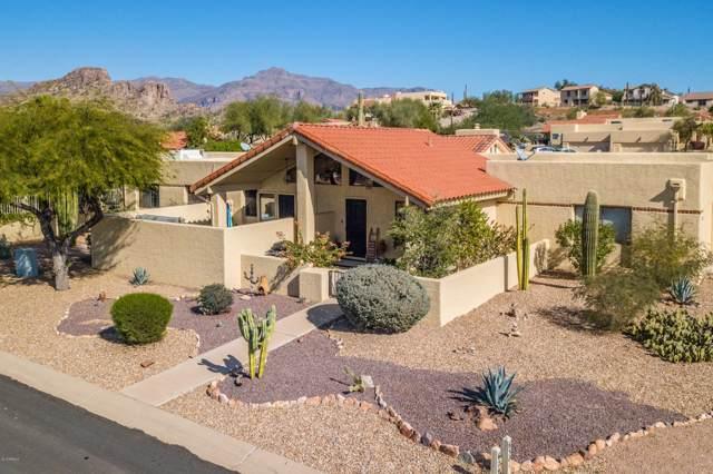 6293 S Avenida La Manana, Gold Canyon, AZ 85118 (MLS #6008007) :: The Kenny Klaus Team