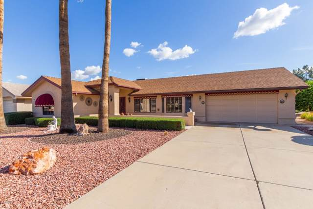 19823 N 146th Way, Sun City West, AZ 85375 (MLS #6008159) :: Long Realty West Valley