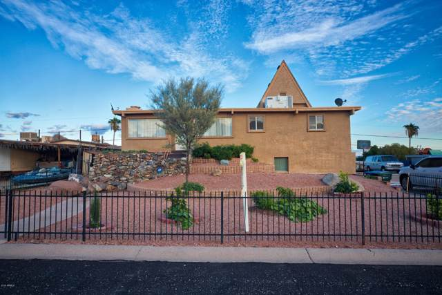 13205 N 19TH Place, Phoenix, AZ 85022 (MLS #6008188) :: The Kenny Klaus Team