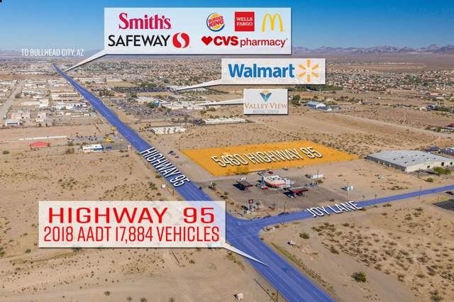 5460 S Highway 95, Fort Mohave, AZ 86426 (MLS #6008383) :: Revelation Real Estate