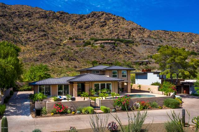 5434 E Lincoln Drive #77, Paradise Valley, AZ 85253 (MLS #6008857) :: Conway Real Estate