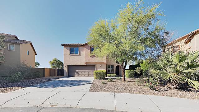 2302 S 48TH Street, Coolidge, AZ 85128 (MLS #6009401) :: The Kenny Klaus Team