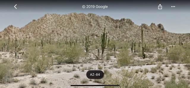 TBD W Az-84 Highway, Stanfield, AZ 85172 (MLS #6009568) :: Occasio Realty