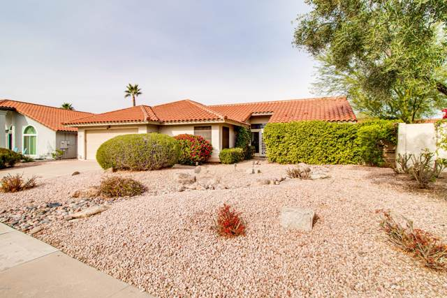 10468 E Bella Vista Drive, Scottsdale, AZ 85258 (MLS #6009705) :: The Kenny Klaus Team
