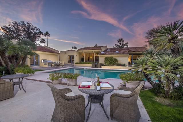 4757 E Valley Vista Lane, Paradise Valley, AZ 85253 (MLS #6009723) :: The Laughton Team