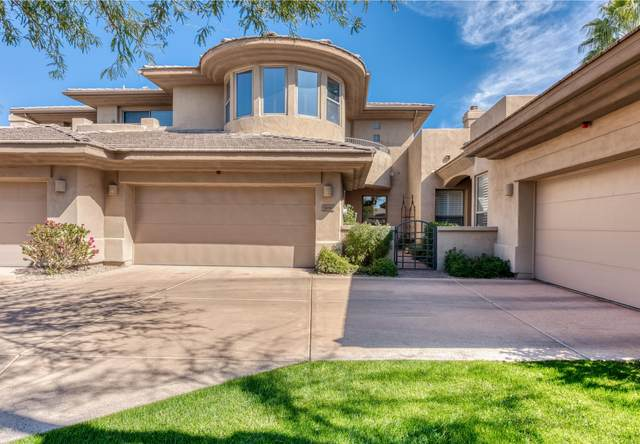 15240 N Clubgate Drive #114, Scottsdale, AZ 85254 (MLS #6009755) :: Devor Real Estate Associates