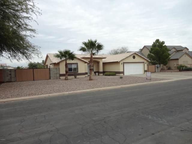 9540 W Debbie Lane, Arizona City, AZ 85123 (MLS #6009774) :: The Kenny Klaus Team