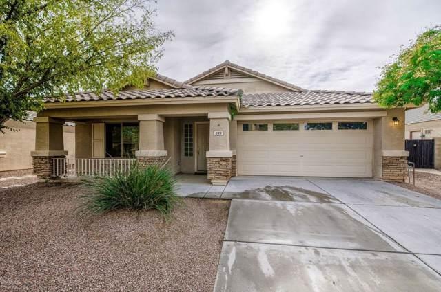 693 E Dry Creek Road, San Tan Valley, AZ 85143 (MLS #6010385) :: The Kenny Klaus Team