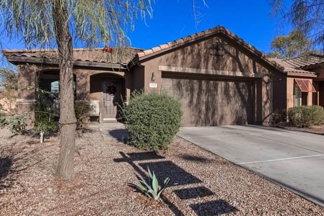 702 E Desert Moon Trail, San Tan Valley, AZ 85143 (MLS #6010394) :: The Kenny Klaus Team